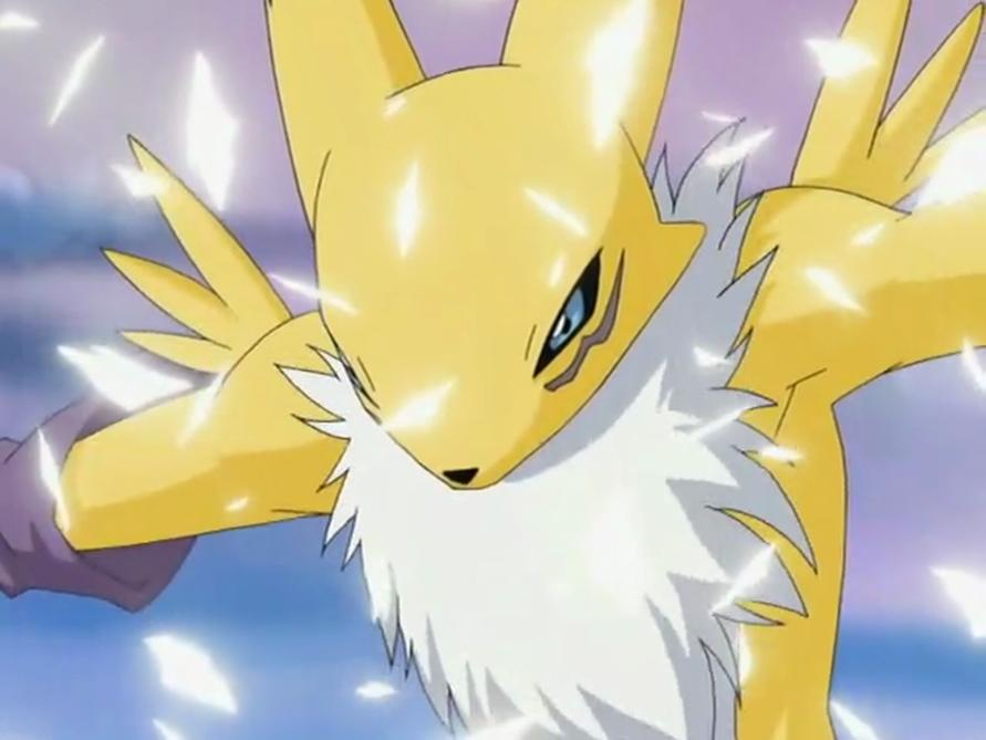 Renamon Digimon