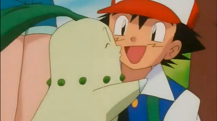 Chikorita Pokemon