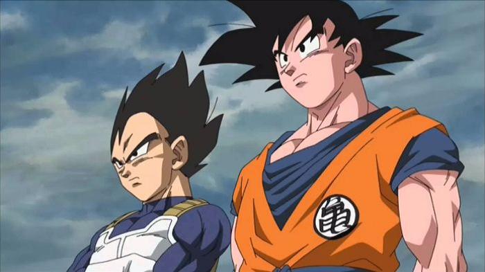 Dragon Ball Z_Gokuu, Vegeta