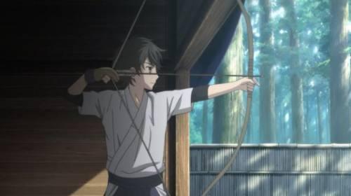 anime archer, archer anime, Miyuki Sagara, Red Data Girl