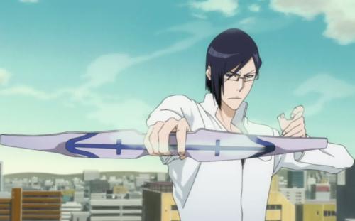 anime archer, archer anime, Uryuu Ishida, Bleach