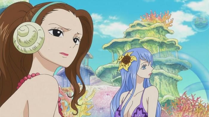 One Piece, Seira, Mero