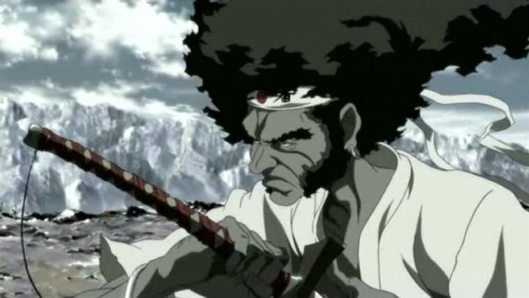 Afro Samurai Samuel L Jackson