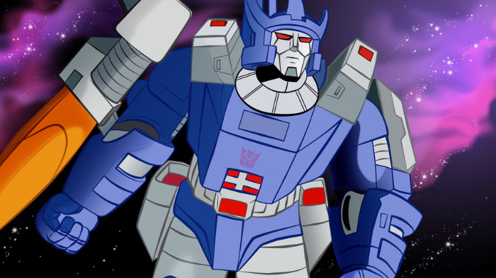 Galvatron Transformers the Movie