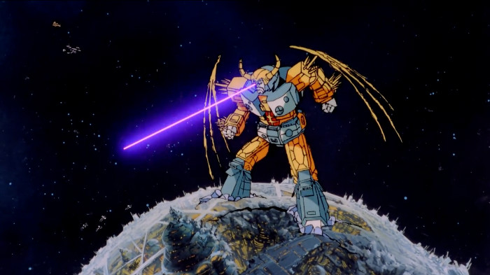 Unicron Transformers the Movie