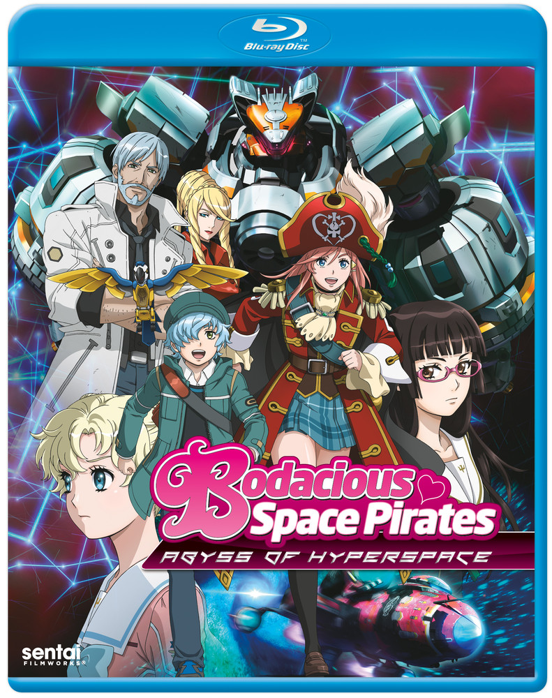 Bodacious Space Pirates: Abyss of Hyperspace Movie