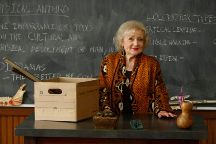 Betty White Community