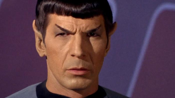 Leonard Nimoy Star Trek