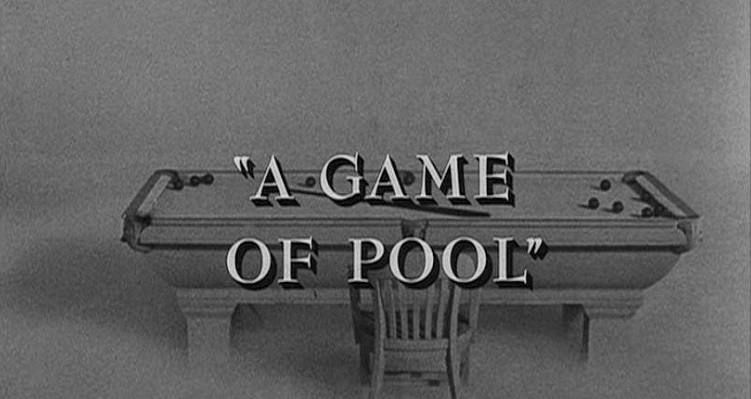 Game of Pool Title