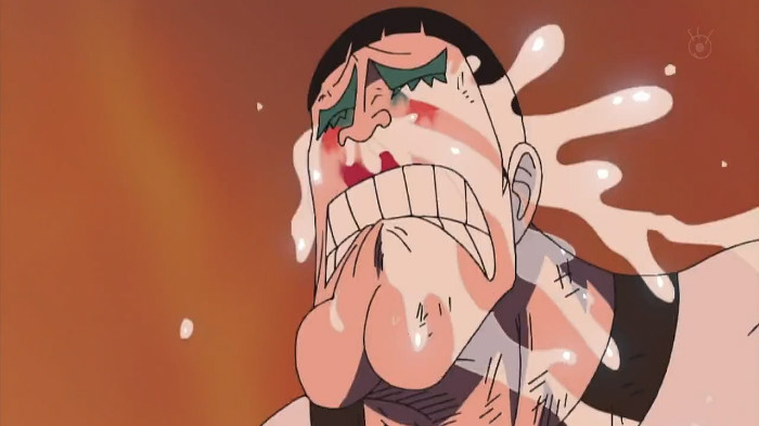 Bentham Bon One Piece Anime Face