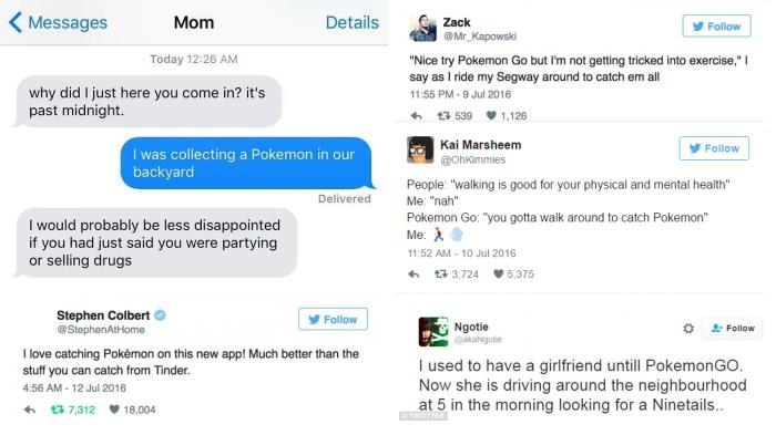 Pokemon Go, Pokemon, Twitter