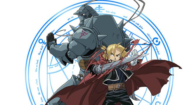 Fullmetal Alchemist Art Rinkya