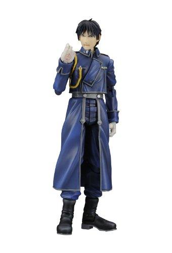 Fullmetal Alchemist Play Arts Kai Roy Mustang Figure Rinkya