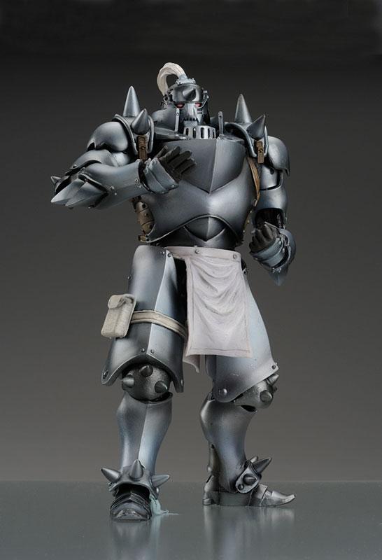 Fullmetal Alchemist Play Arts Kai Alphonse Elric Figure Rinkya