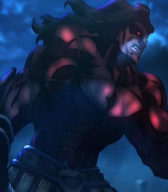 Berserker, Fate/Stay Night