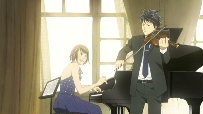 Nodame Cantabile Music Anime