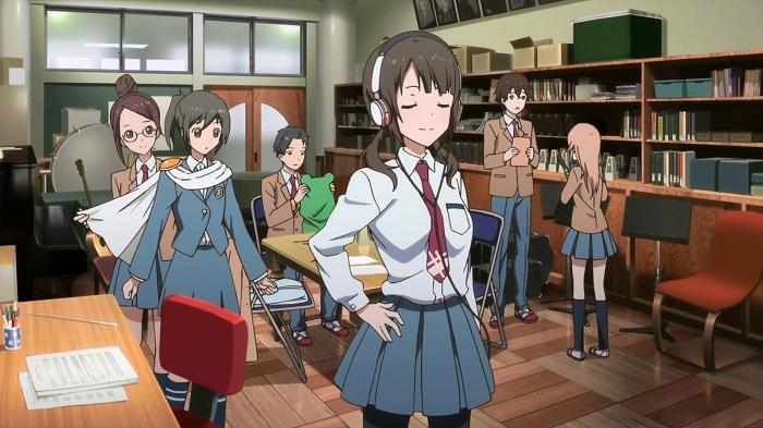 Tari Tari Music Anime