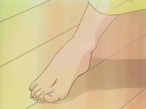 Sexiest Anime Feet, Akane Tendo, Ranma 1/2