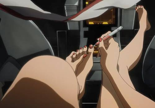 Sexiest Anime Feet, Lafter Frankland, Mobile Suit Gundam: Iron-Blooded Orphans