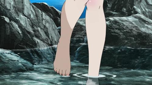 Sexiest Anime Feet, Chaika Trabant, Hitsugi no Chaika, Chaika -The Coffin Princess-