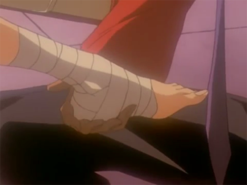 Sexiest Anime Feet, Utena Tenjou, Akio Ohtori, Revolutionary Girl Utena