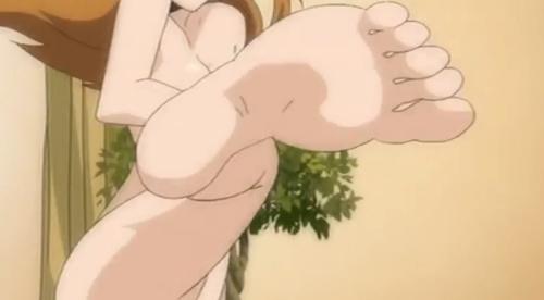 Sexiest Anime Feet, Asuka Langley Souryuu, Neon Genesis Evangelion