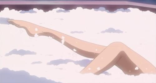 Sexiest Anime Feet, Fujiko Mine, Lupin III: Alcatraz Connection