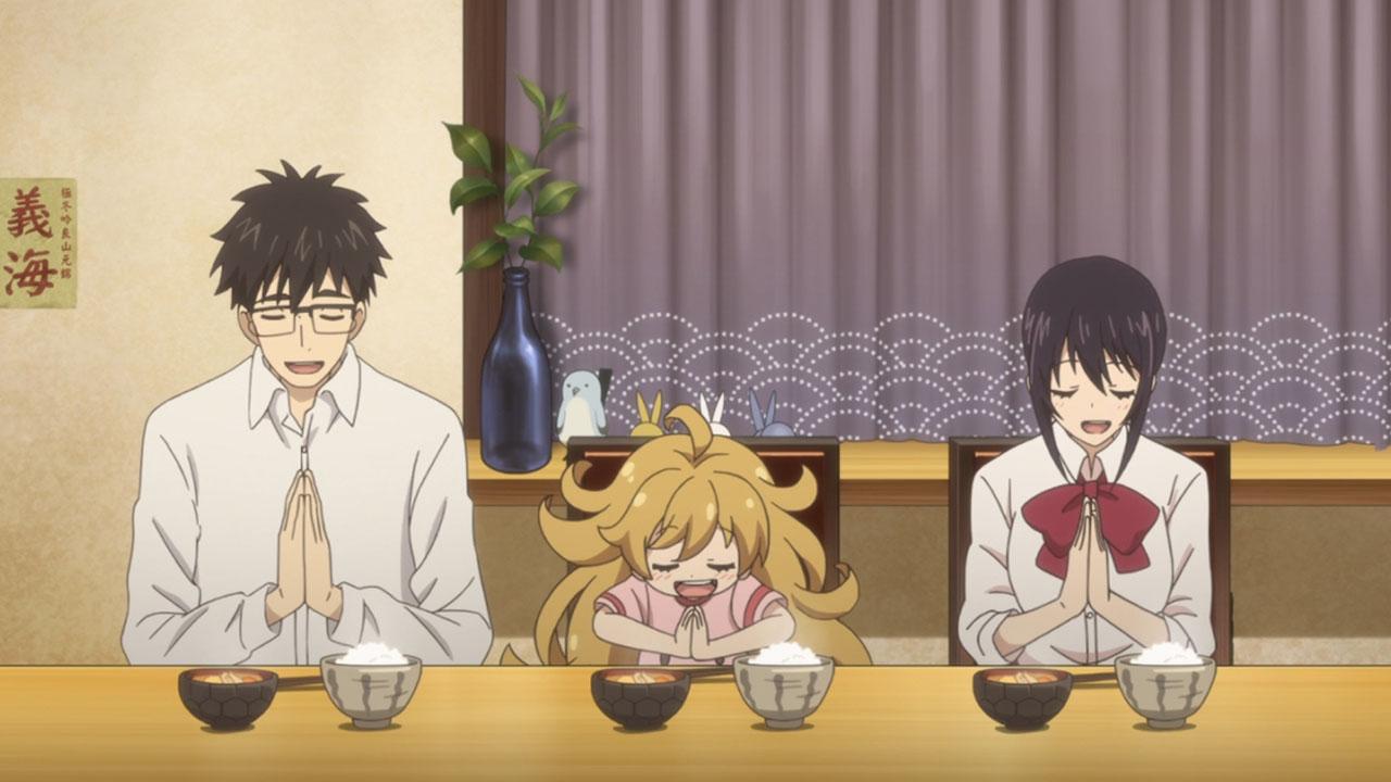 Aamaama to Inazuma new anime
