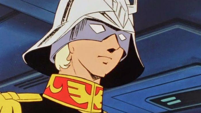 Char Aznable_Mobile Suit Gundam