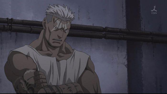 Scar_Fullmetal Alchemist: Brotherhood