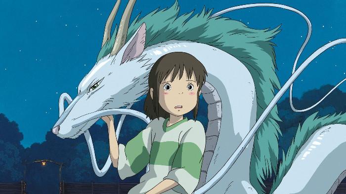 Spirited Away Chihiro Haru