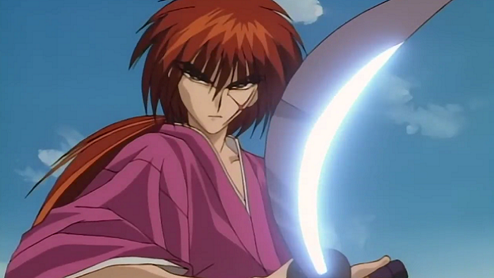 kenshin samurai x