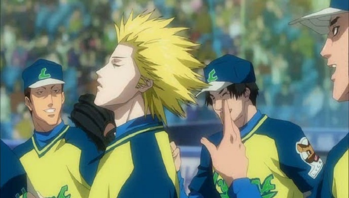 Out Outs! Sports Anime, Toa Tokuchi
