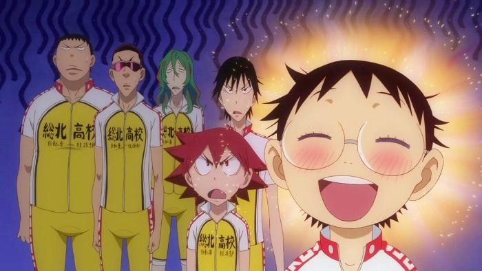 Yowamushi Pedal: Grande Road Sports Anime, Sakamichi Onoda