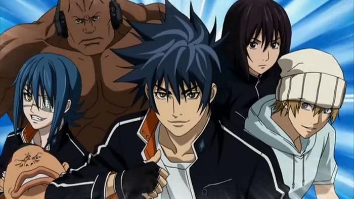 Air Gear! Sports Anime, Itsuki Minami