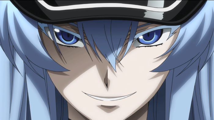 Esdeath_Akame ga Kill!