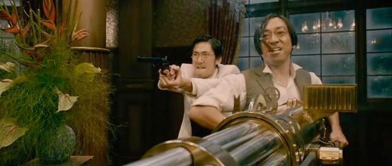 Kenshin movie Takeda