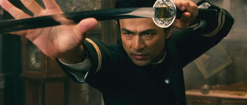 Kenshin movie Saito