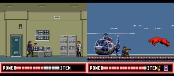 Retro Games Based On Anime, City Hunter, NEC PC Engine