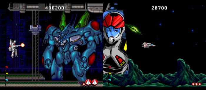 Retro Games Based On Anime, Choujikuu Yousai Macross: 2036, NEC PC Engine