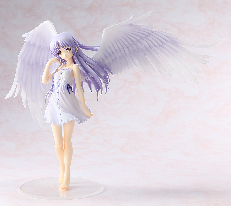 Angel Beats! Good Smile Company Tenshi Reissue Edition Figure Rinkya