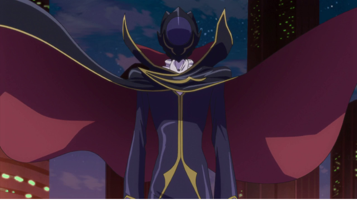 Code Geass: Lelouch of the Rebellion (Hangyaku no Lelouch)