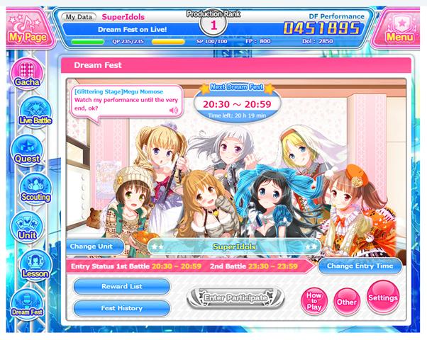 Idol Wars Online1