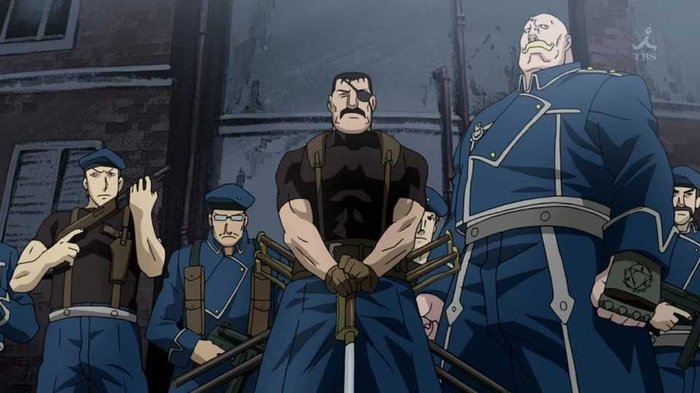 Amestris_Fullmetal Alchemist Brotherhood