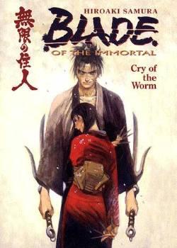 Best Mature Manga, Blade of the Immortal, Manji
