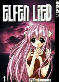 Best Mature Manga, Lucy, Elfen Lied