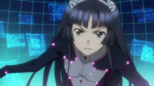 Best Anime Hackers, Tsugumi, Guilty Crown