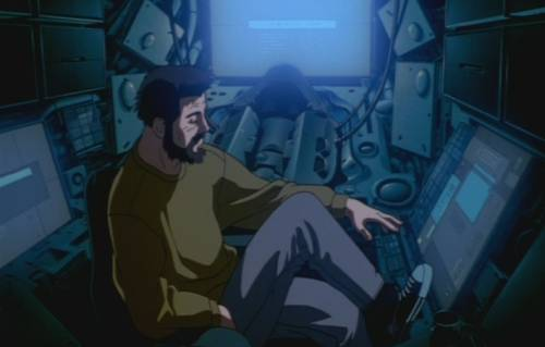 Best Anime Hackers, Ishikawa, Ghost in the Shell