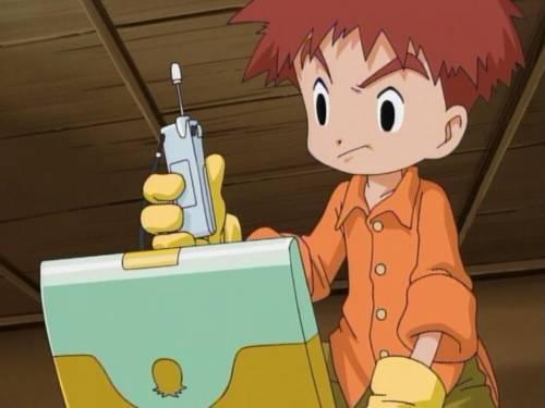 Best Anime Hackers, Koushirou Izumi, Izzy, Digimon Adventure
