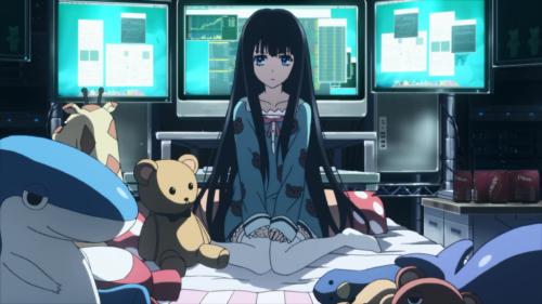 Best Anime Hackers, Yuuko Shionji, Alice, Heaven's Memo Pad